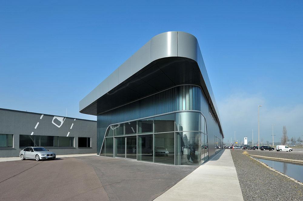 Architekturfotografie Leipzig architekturfotografie aus leipzig bmw niederlassung leipzig