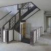 Treppenanlage Fliegerheim Flughafen Leipzig-Mockau